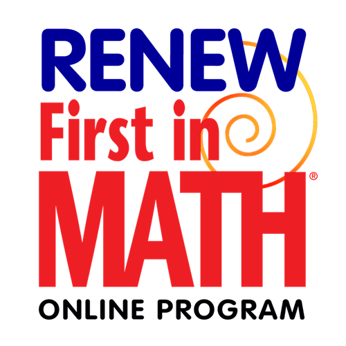First In Math Online INDIVIDUAL Subscription - RENEWAL Renew Subscription -  6 Mos.